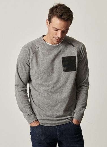 Altınyıldız Classics Sweatshirt Gri